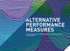 TGS Alternative Performance Measures 2018 PDF