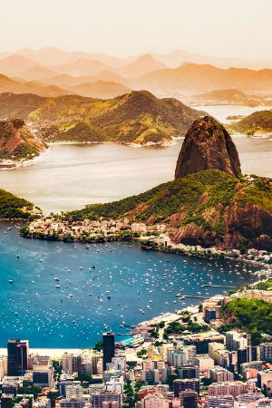 Brazil Overview Page Rio Image