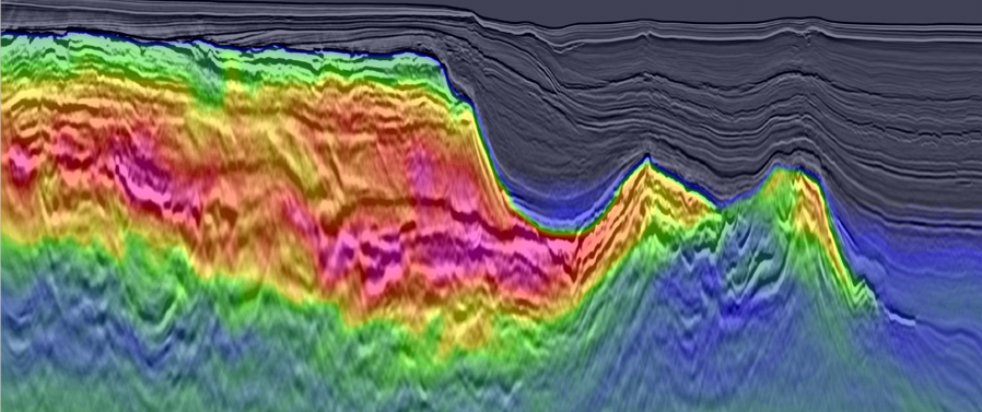 Actually-Squished Seismic Image