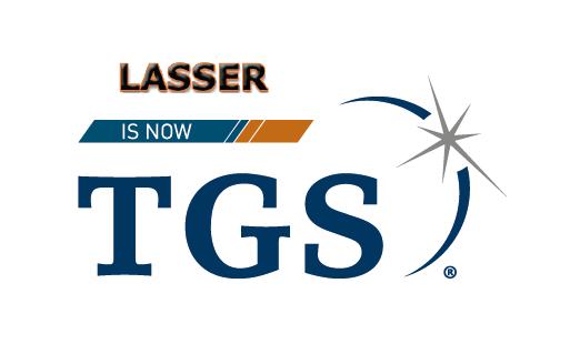 TGS LASSER is now logo orange1