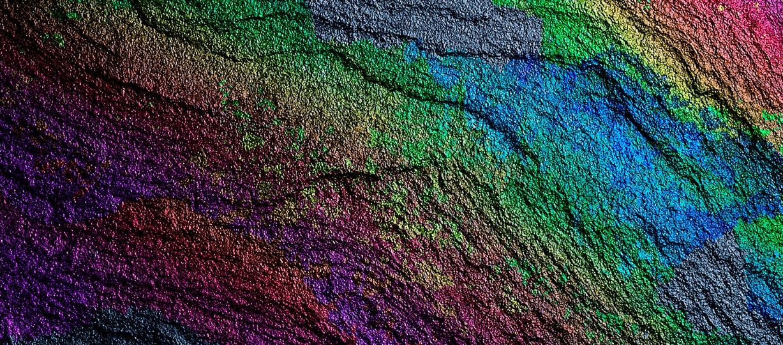 Onshore Rainbow Plate